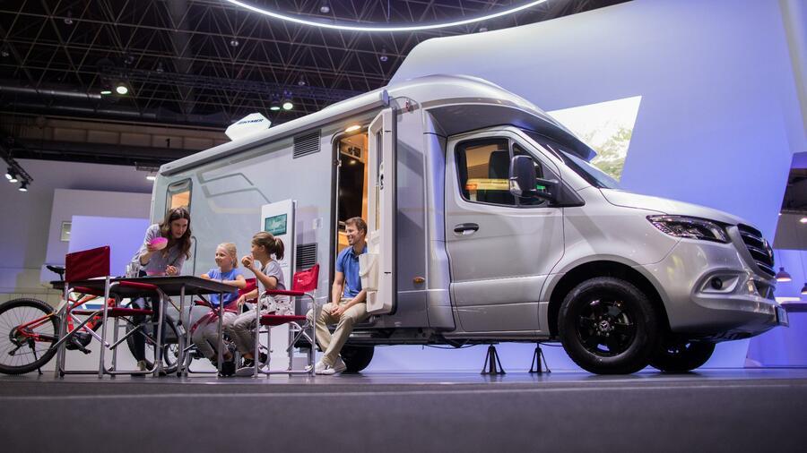 Hymer Caravan Hersteller Wird An Us Rivalen Thor Verkauft