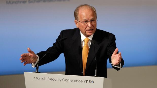 Ischinger kritisiert deutsche Syrien-Politik