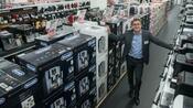 Nach Gewinnwarnungen: Media-Markt-Saturn-Geschäftsführer Wolfgang Kirsch muss gehen