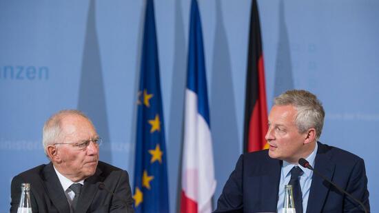 Deutschland und Frankreich wollen Eurozone stärken