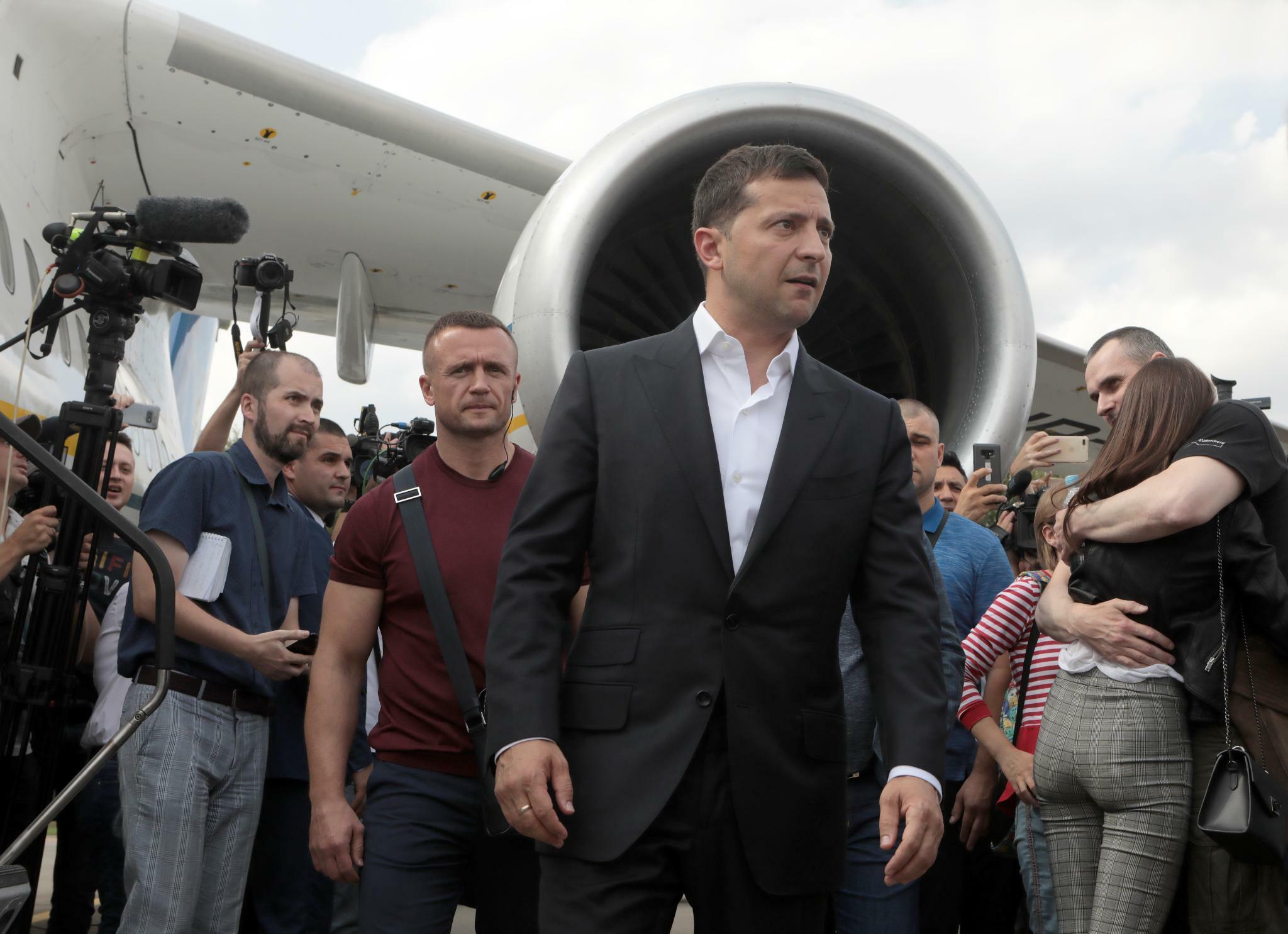Ukraine will weitere Gefangene mit Russland austauschen