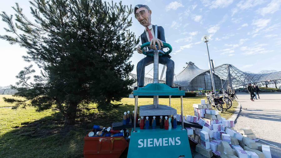 Layoff controversy: Siemens feels the pain of power business decline