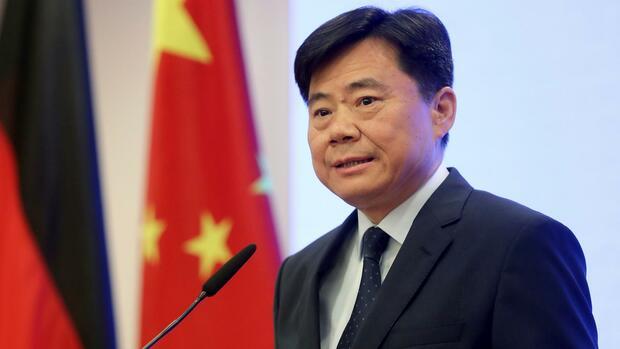 """Wu Ken im Interview: Chinas Botschafter in Berlin: """"Die Maßnahmen Chinas richtig und wirksam sind"""""""
