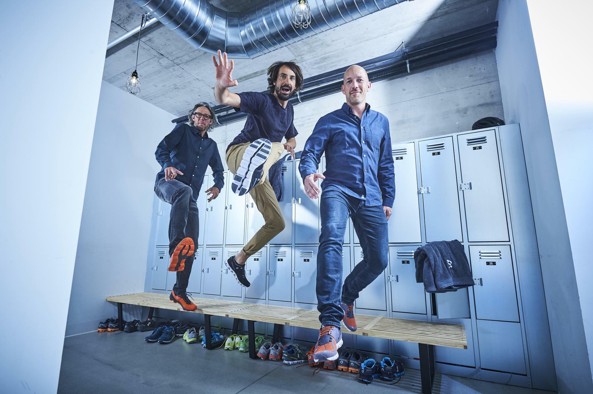 """Schweizer Start up On Running: """"Wir wollen keine Kunden mit"""