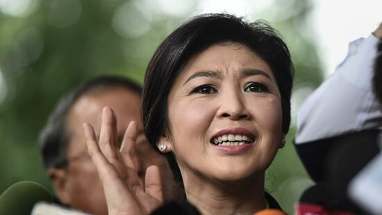 Gericht will Haftbefehl gegen Ex-Regierungschefin erlassen