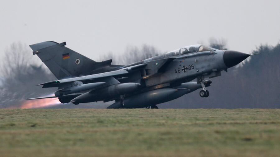 luftwaffe german military mission in syria would be illegal