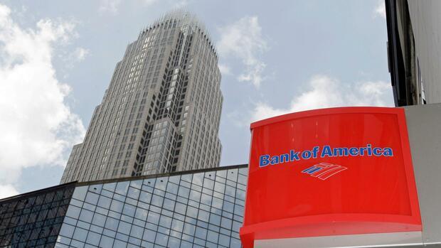 Quartalszahlen: Bank of America macht 5,5 Milliarden Dollar Gewinn