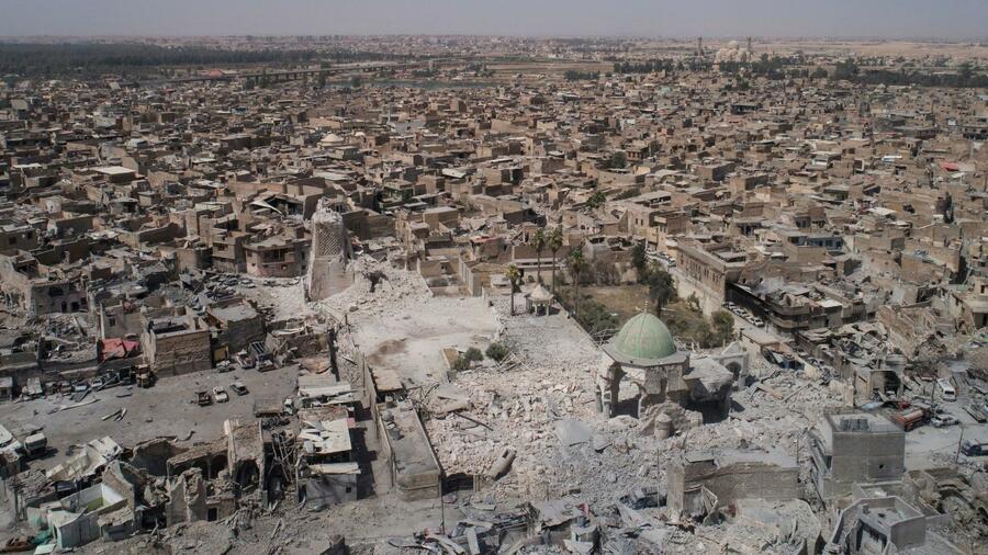 Minister: Irak benötigt 88 Milliarden Dollar für Wiederaufbau