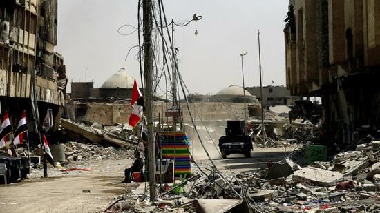 Bundesregierung hilft irakischer Stadt Mossul beim Wiederaufbau