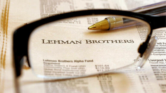 Die Gläubiger der in der Finanzkrise untergegangenen US-Investmentbank Lehman Brothers in Großbritannien und Deutschland bekommen ihr Geld vollständig zurück. Quelle: dpa