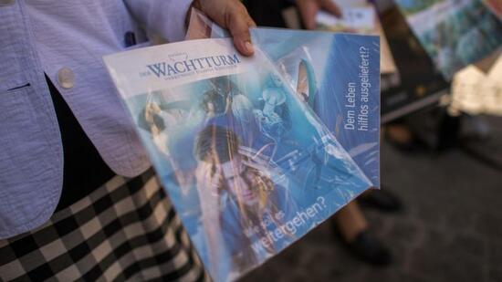 Briefe Von Zeugen Jehovas Nach Russland : Russland oberstes gericht verbietet die zeugen jehovas