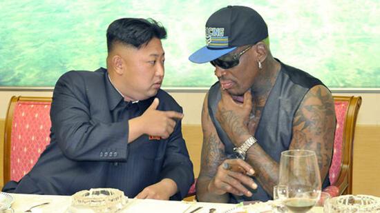 Ex-Basketballstar Rodman erneut zu Besuch in Nordkorea