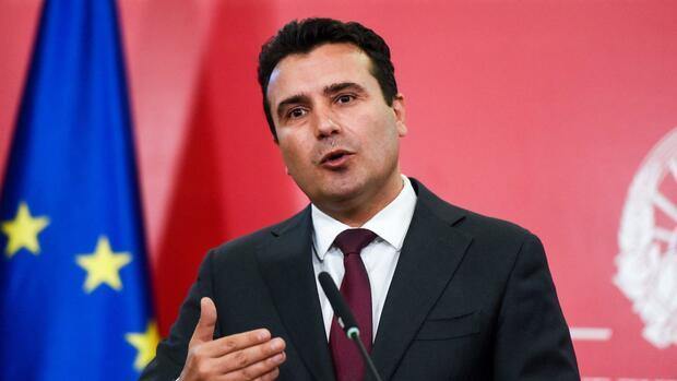 Nordmazedonien setzt Neuwahlen für 12. April an