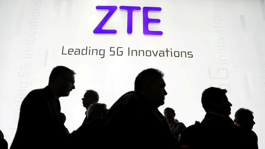 US-Sanktionen - Chinesischer Smartphone-Hersteller ZTE akzeptiert US-Strafe