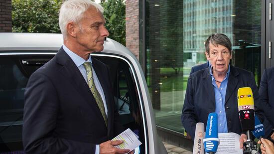 Abgas-Skandal: VW will insgesamt vier Millionen Diesel-Autos nachrüsten