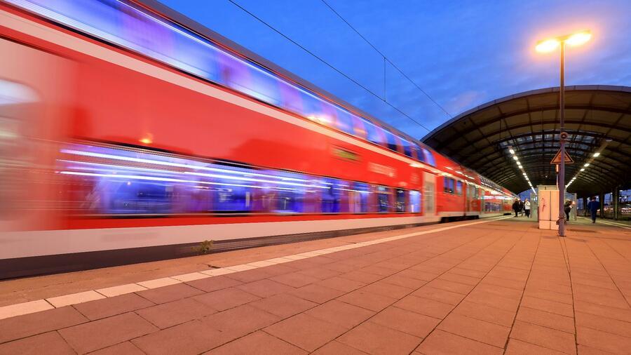 Magazin - Deutsche Bahn 2017 mit Umsatzrekord