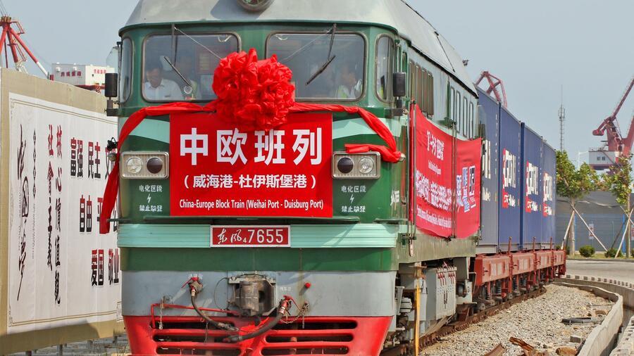 China Bringt Hoffnung Duisburg Profitiert Von Der