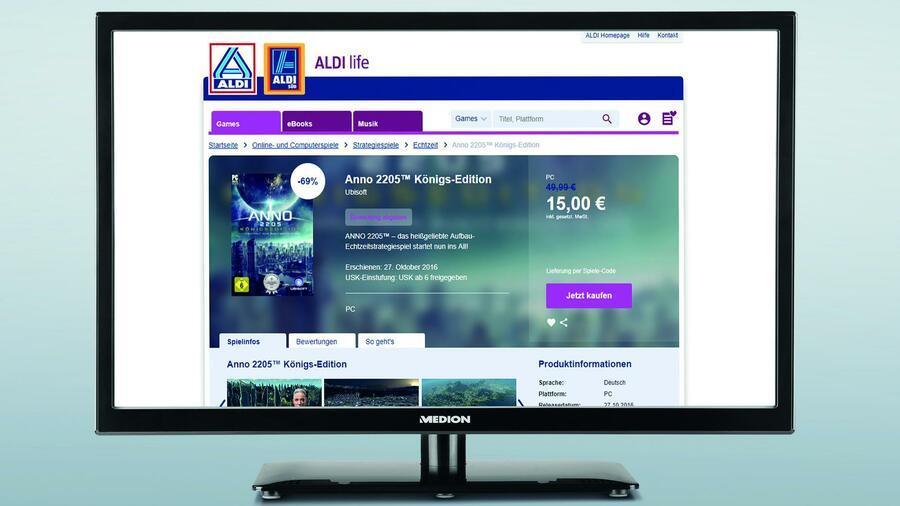 Gamescom Aldi Will Die Gaming Branche Aufmischen