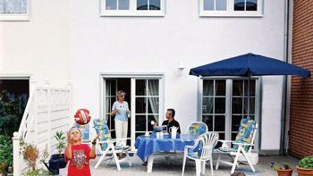 baufinanzierung immobilien vorsicht kredit. Black Bedroom Furniture Sets. Home Design Ideas