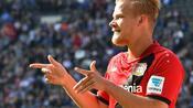 Fußball: Lange Zwangspause für Leverkusener Pohjanpalo