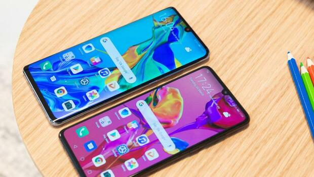 Wissenschaft & Technologie: Keine Änderung für Huawei-Nutzer - Handelsblatt