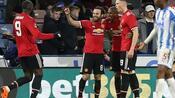 Fußball: Man United im Viertelfinale - Tottenham muss nachsitzen